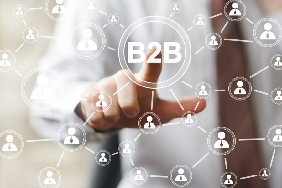 Online B2B Ticareti Yükselişte