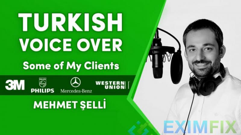 Turkish Voice Over Artist