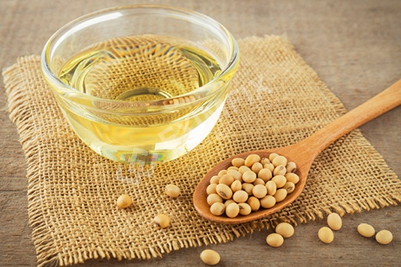 Sunflower and Soybean Oil