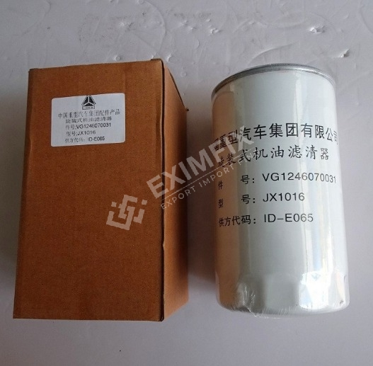 HOWO Truck Diesel & Oil Filters & Spare Parts