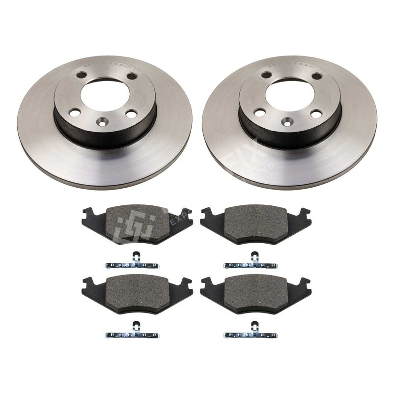 Brakes and Pads