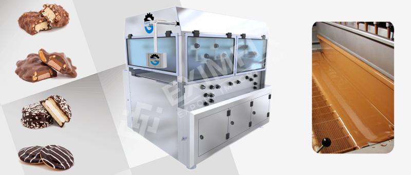 Chocolate Production Machines