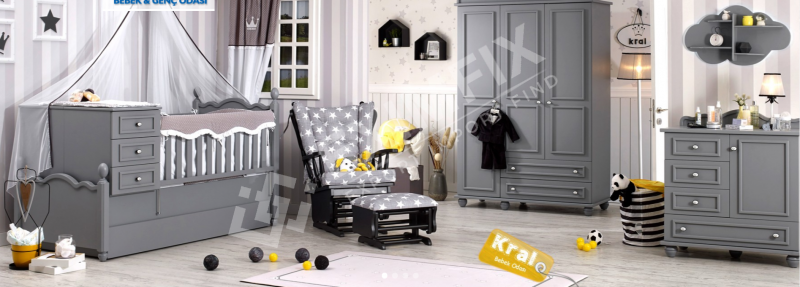 King Baby Room