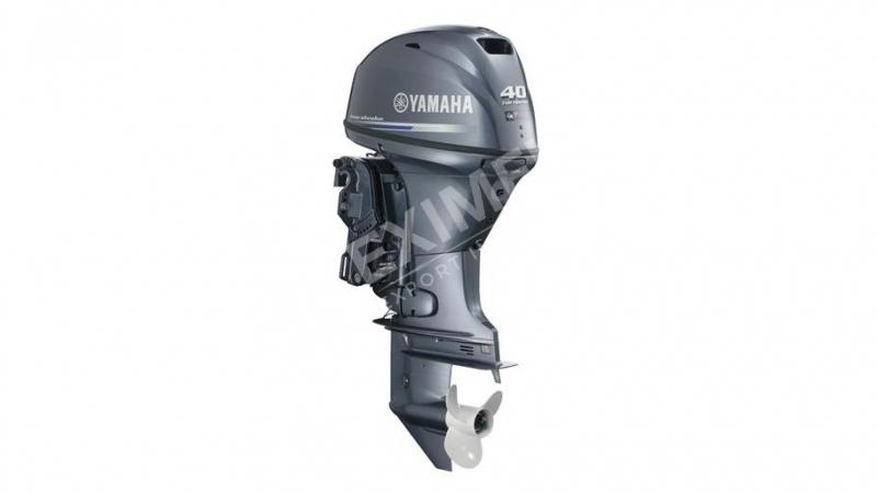 Yamaha 40 HP Steering System Short Shaft 4 Stroke Marine Engine