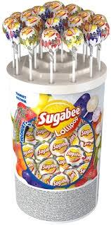 Lollipop candy assortment