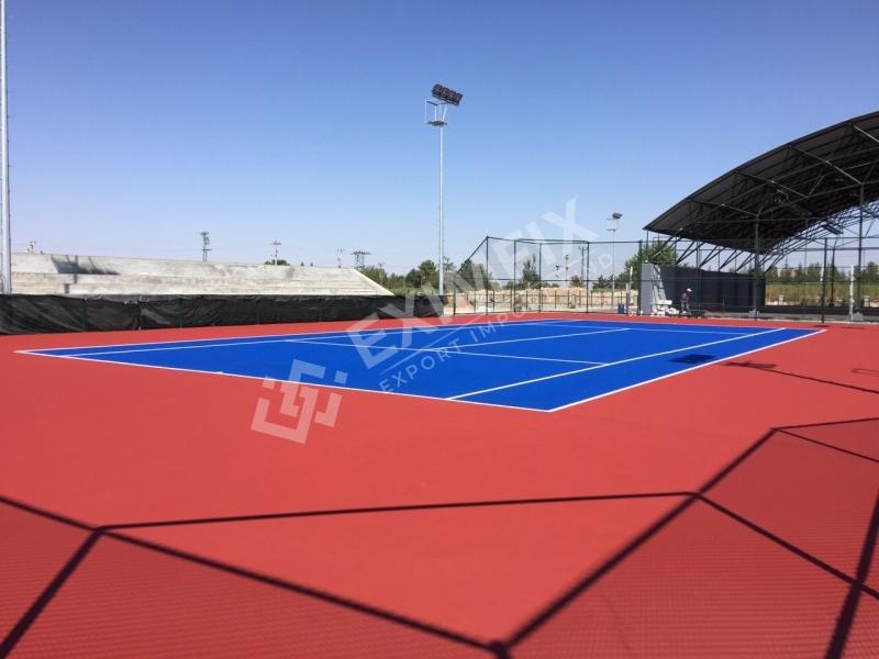 ACRYFLEX T Tennis Court Surface System