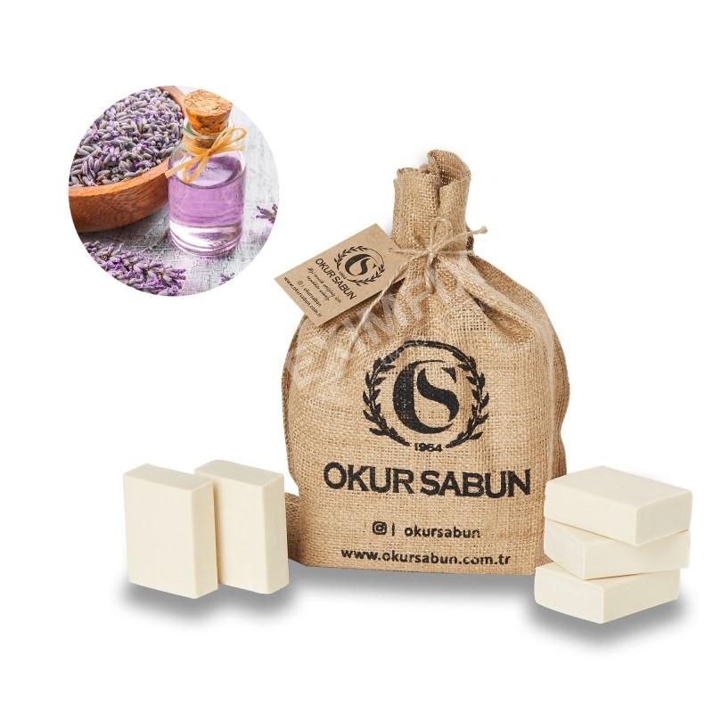 2 KG. Lavender Oil & Olive Oil Soap