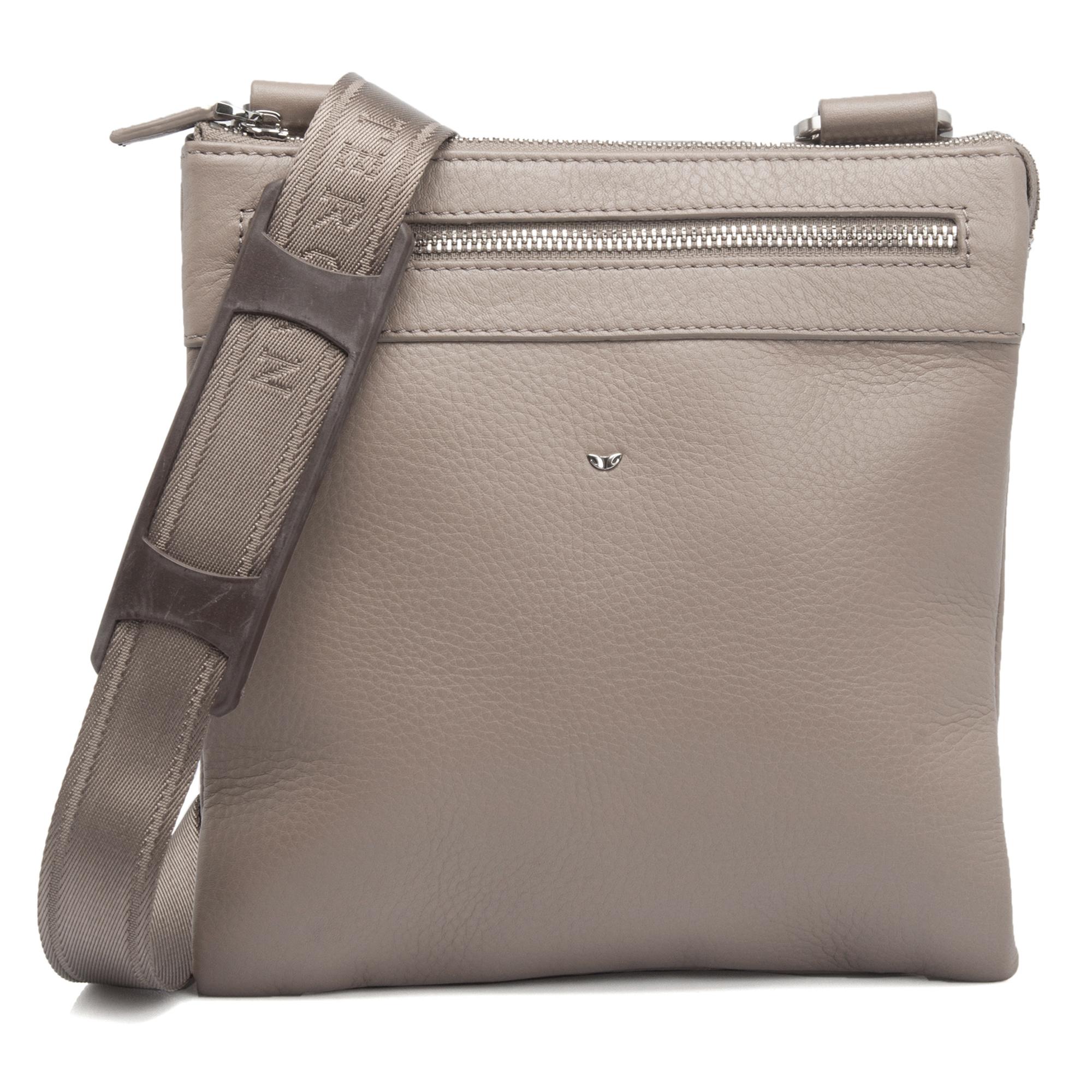 Men's Leather Strap Bag