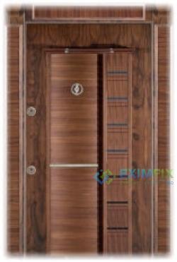 Luxury Embossed Covered Doors