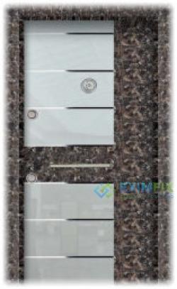 Luxury PVC Veneer Doors