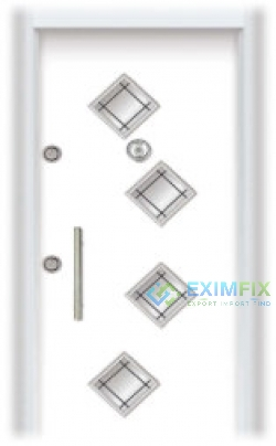 Laminox Embossed Doors