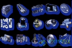 Constraction Machines Spare Parts