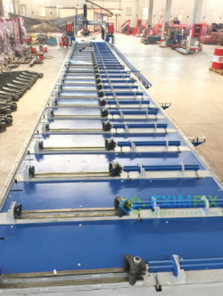 Chassis Welding Automation Machine