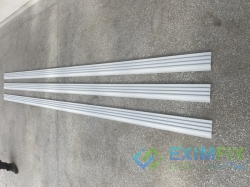 PVC Panel Shelf system