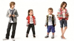 Children's Clothing and Footwear